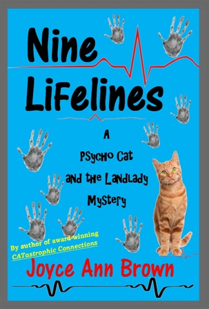 Nine felines cover newes2t